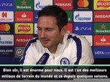 """Groupe H - Lampard : """"Kanté est dans le groupe"""""""