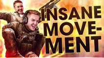 Insane Smooth Movements - (BHOPS , HARDJUMPS And more) #CSGO
