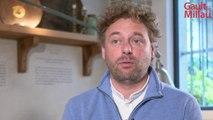 Arnaud Donckele, cuisinier de l'année Gault & Millau