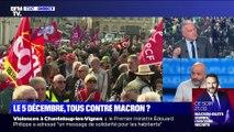Grève du 5 décembre contre la réforme des retraites: tous contre Emmanuel Macron ? - 04/11