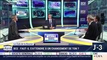 Le Club de la Bourse: Cédric Besson, Étienne de Marsac, Gilles Bazy-Sire et Mikaël Jacoby - 04/11