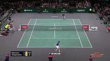 Tennis | Novak Djokovic vainqueur du master 1000 de Paris-Bercy pour la 5e fois