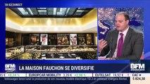 La Maison Fauchon se diversifie - 04/11