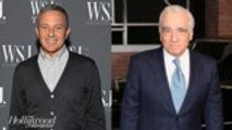 Disney's Bob Iger Weighs In on Martin Scorsese Marvel Comments | THR News