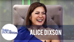 Alice confirms that Aga Muhlach didn't court her in the past | TWBA