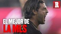 Carlos Vela es proclamado como MVP de la MLS