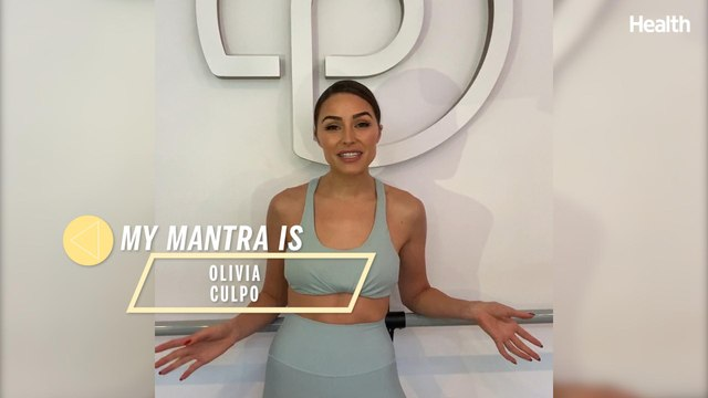Olivia Culpo Tells Herself This One Thing to Stay Positive