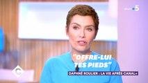 Dans C à Vous, Daphné Roulier se souvient d'une interview de Quentin Tarantino embarrassante