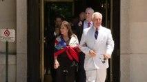 Former Trump advisor Roger Stone heads to court