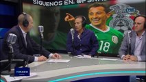 FOX Sports Radio: No todos están de acuerdo con Andrés Guardado