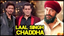 Shah Rukh Khan, Salman Khan TOGETHER To Star With Aamir Khan In Laal Singh Chaddha Movie
