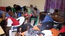 CYBERCRIMINALITÉ: Vaste coup de filet de la police à Rufisque