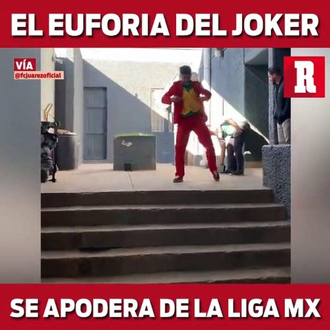 La 'Jokermania' presente en la Liga MX