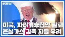美, 파리기후변화협약 탈퇴 강행...국내외 반발 / YTN