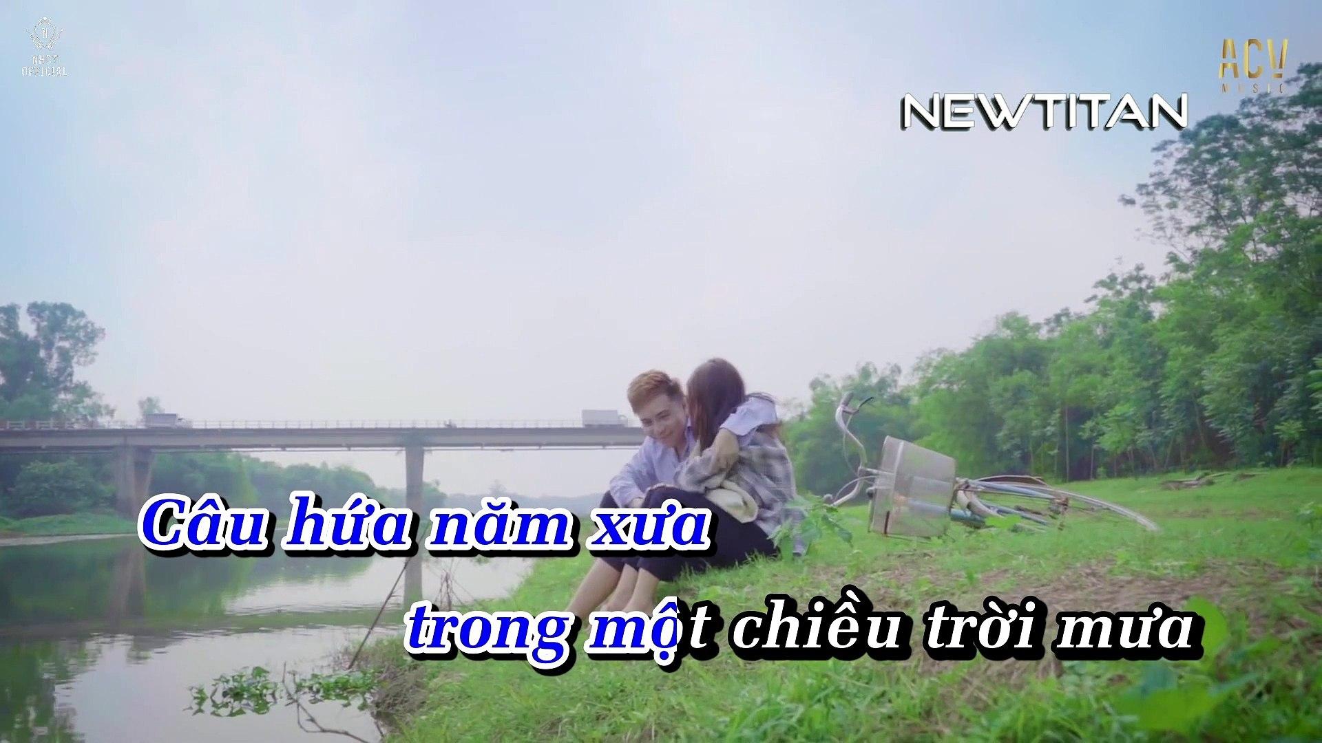 [Karaoke] Em Ơi Lên Phố - Minh Vương M4U [Beat]