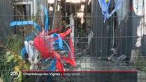 Chanteloup-les-Vignes: Les ministres de l'Intérieur, de la Justice et de la Ville se rendent ce matin sur les lieux de l'incendie et des violences de samedi