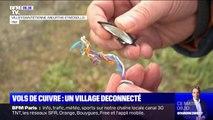 La commune de Villey-Saint-Étienne, en Meurthe-et-Moselle, privée de réseau après le vol de câbles en cuivre