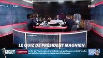 Combien de questions Philippe Martinez a-t-il posées à Jean-Jacques Bourdin ?... Relevez le quiz du Président Magnien ! - 05/10