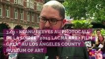 PHOTOS. Keanu Reeves amoureux : la star présente enfin sa compagne Alexandra Grant sur le tapis rouge