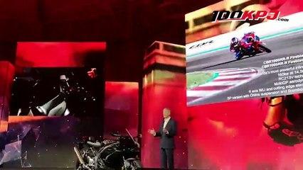 Video Honda Luncurkan 8 Motor Baru, Apa Saja?