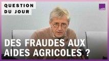 Détournement des aides agricoles européennes : faut-il renforcer les contrôles ?