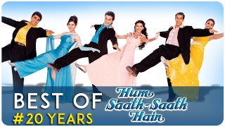 BEST Scenes Of Hum Saath Saath Hain | Celebrating 20 Years Of HSSH | Salman Khan, Sonali Bendre