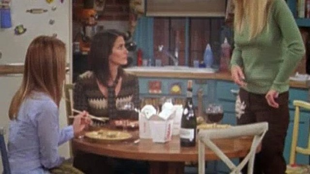 Friends S10E06 The One With Ross's Grant