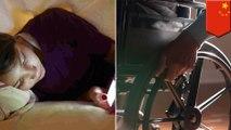 Pemuda kena stroke karena nonton drama sambil berbaring tiap hari - TomoNews