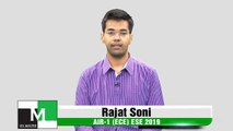 Face to Face with Rajat Soni (E&T) AIR-1 ESE-IES 2019 IES Master