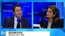 """Immigration : Peltier dénonce l'""""immense carabistouille"""" d'Emmanuel Macron"""