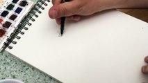 """BEST OF : Comment j'ai dessiné """"Le grand mechant renard"""", la lecon de dessin de Benjamin Renner"""