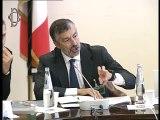 Roma - Audizioni su disposizioni urgenti in materia fiscale (04.11.19 )