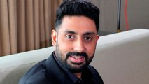 Abhishek Bachchan's epic reply to Troll Who Called Him 'Unemployed |FilmiBeat