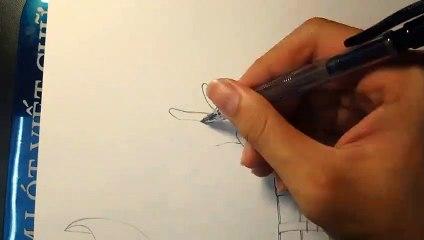 Drawing Gaara   Naruto Shippuden