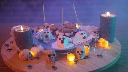 Desserts d'Halloween : Gâteaux voraces et fantômes sucrés