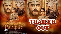 Panipat's  Trailer released: Arjun Kriti and Sanjay manages to leave an impact