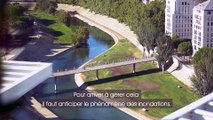 Résilience-Ville en alerte: la maîtrise du risque inondation par Montpellier Méditerranée Métropole