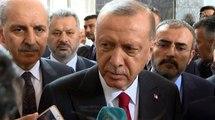 Son dakika: Erdoğan'dan Bülent Arınç'ın KHK açıklamalarına yanıt: Esefle karşıladım