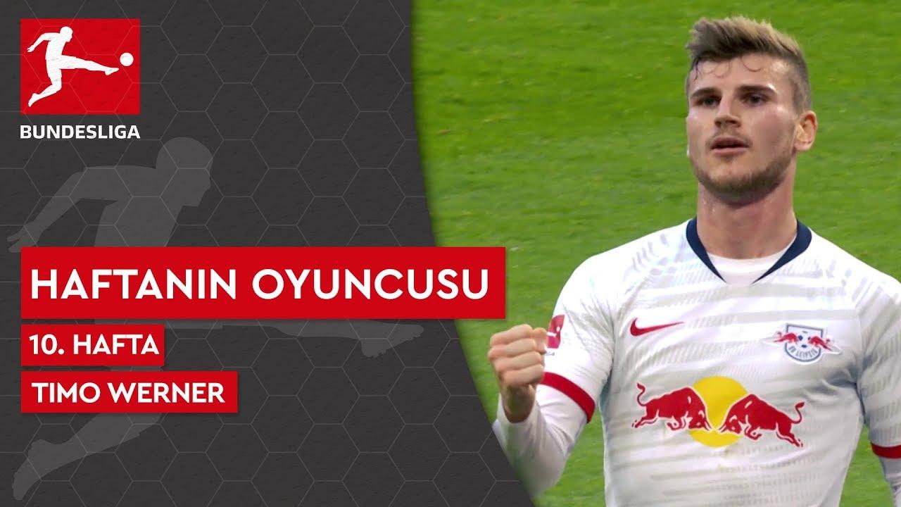 Bundesliga'da 10. Haftanın Oyuncusu | Timo Werner (2019/20)