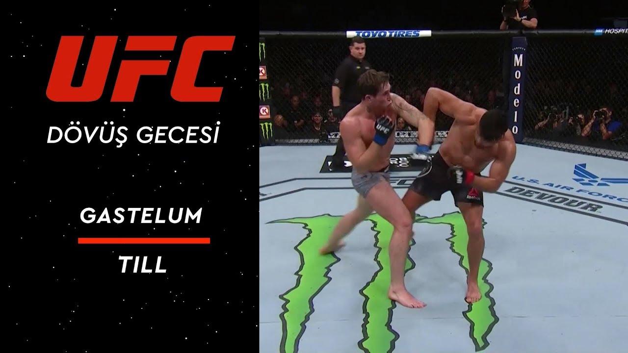 UFC 244 | Gastelum vs Till