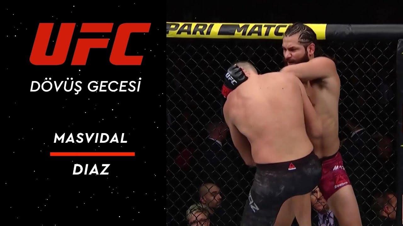 UFC 244 | Masvidal vs Diaz - 1
