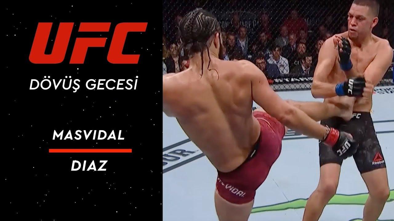 UFC 244 | Masvidal vs Diaz - 2