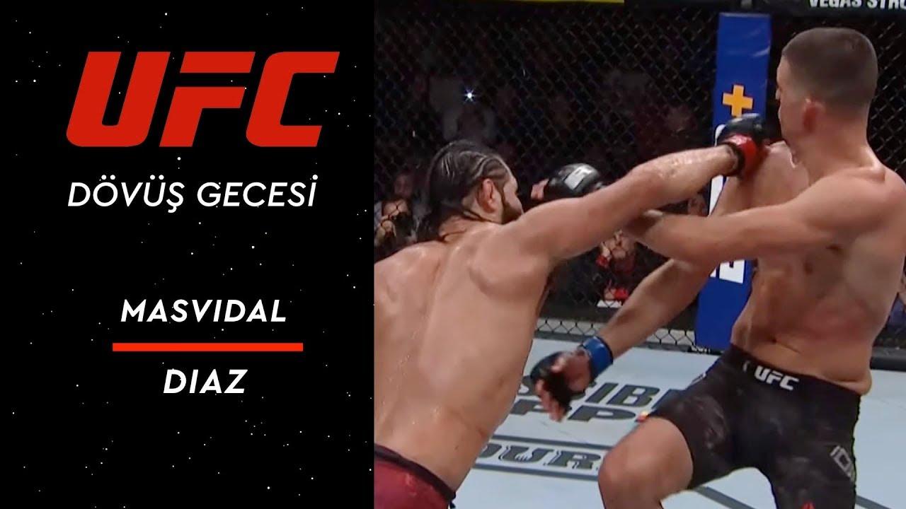 UFC 244 | Masvidal vs Diaz - 3
