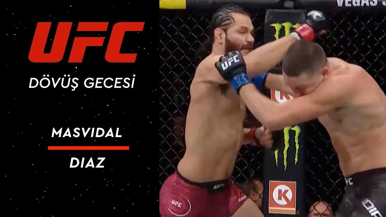 UFC 244 | Masvidal vs Diaz - 4