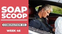 Coronation Street Soap Scoop! Robert is finally caught out