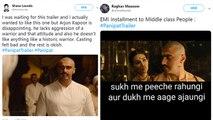 Panipat Trailer: Arjun Kapoor's Panipat memes goes VIRAL | FilmiBeat