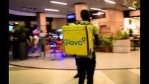Reportage- Glovo, la nouvelle entreprise de livraison à domicile s'implante dans le quotidien des ivoiriens