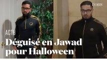 Après son meme viral, Jawad Bendaoud devient un déguisement  d'Halloween aux Etats-Unis