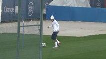 PSG - Neymar de retour à l'entraînement