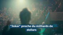 """Joker"" approche le milliard de dollars au Box Office mondial"